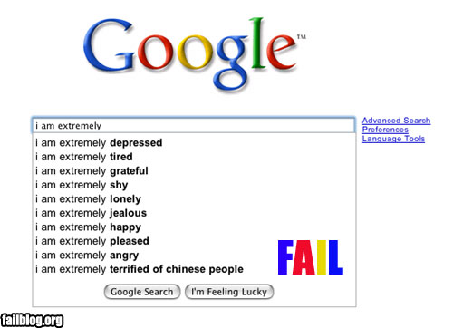 funny google searches. Tags:quot;Chinese peoplequot;, Google